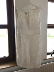 Armani Cream Ladies Dress Size UK 14