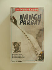 VHS Video Kassette Nanga Parbat Hermann Buhl