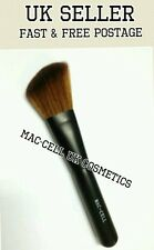 Cara angulada blusher/contour Polvo Bronceador Cepillo Suave * Kabuki Estilo * Reino Unido Vendedor