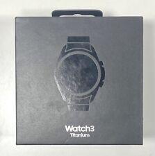 NEW SEALED Samsung Galaxy Watch 3 Titanium 45mm Smart Watch - SM-R840NTKAXAR