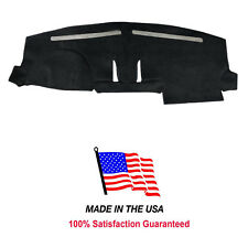 2015-2017 Ford F-150 Black Carpet Dash Cover Custom Fit Dash Mat Pad