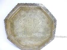 Copper Indian Antique Plates/Trays