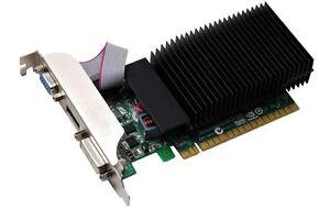nVidia GeForce 1GB VGA/DVI/HDMI PCI Express x16 Video graphics Card