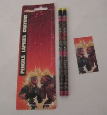 2 New Vtg Small Soldiers 1998 Pencils Unused Chip Hazard Dreamworks