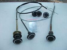 dash knobs and cables kit for hk ht hg holden premier monaro