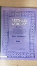 A Keyboard Anthology: Book 1: Ed. Ferguson: Music Score (B3)