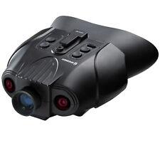 Bresser Digitales Nachtsichtgerät, binokular, 3-fache Vergrößerung, mit Aufnahme