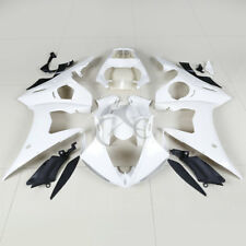 Unpainted Injection ABS Fairing Bodywork Kit Fit Yamaha YZF-R6 YZF R6 YZFR6 2005