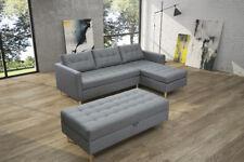 Ecksofa VIZELLO mit Schlaffunktion Wohnlandschaft Polstersofa Couch Corner 15