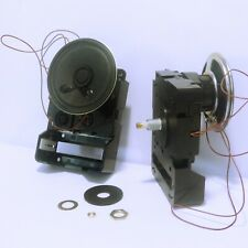 New Seiko SKP Quartz Strike & Chime Clock Movement Motor  (Shaft Length 16mm)