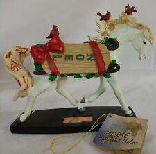 Noel Arabian Horse of a Different Color Ornament