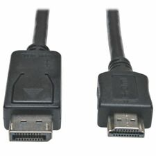 Tripp Lite DisplayPort to HD Cable Male/Male 20 ft, P582-020