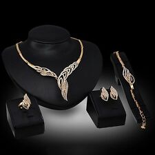 Modeschmuck gold set  Modische Schmucksets | eBay