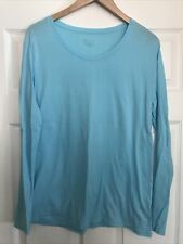 No Boundaries Brand, Ladies Top, Xl, Blue , Preowned, Worn Once