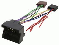 Cavo per autoradio con connettore ISO per Citroen/Fiat/Lancia/Peugeot