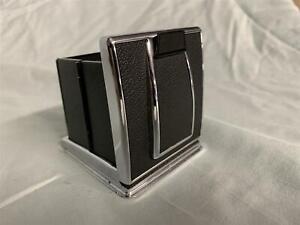 Genuine HASSELBLAD Black & Chrome Waist Level Finder (Latest Version)
