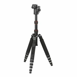 Hama Premium Traveller 146 Duo Camera Tripod with Monopod & Compact Carry Case