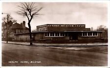 Bilston. Health Clinic by John Price & Sons, Bilston. Art Deco Architecture.