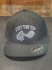 Just the Tip Snap Back Hat