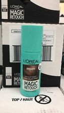 L'Oreal Magic Retouch BROWN Instant Dark Root Touch Up Spray 75ml