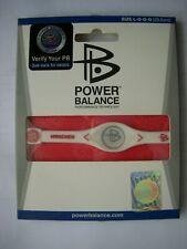 Power Balance Armband FC Bayern Gr.L, ORIGINAL