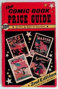 COMIC BOOK PRICE GUIDE No. 2- 1972 - One Owner - By Overstreet