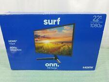 """Onn 22"""" 1080p VGA HDMI 60hz FHD Monitor"""