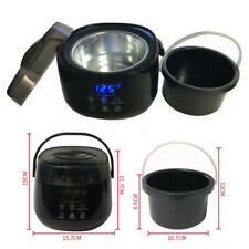 Professional Wax Heater Wax pot with Led Display 500 ml.