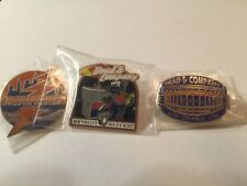 """DEAD AND COMPANY MSG Combo Citi Field  """"2"""". &  Msg Official Tour Pins ."""