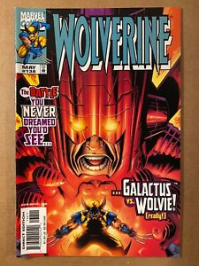 Wolverine #138 Wolverine vs. Galactus! I Combine Shipping!