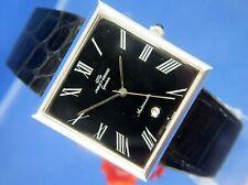NOS Vintage Jaquet Girard Geneve SuperAutomatic Watch 1970s 25 Jewel ETA 2783
