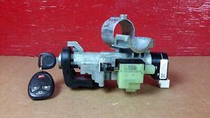 2009-2012 Chevrolet Traverse GMC Acadia Steering Lock Cylinder Module W/ Key OEM
