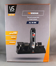 VS The Wingman Face & Body Trimmer All-In-One - Brand New (slightly damaged box)