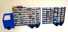 Toy Car Storage Shelf Display Hot Wheels Diecast Toy Car Truck Large Cabinet