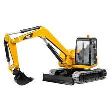 BRUDER: CATERPILLAR - Mini Escavatore / Small Excavator [2466]