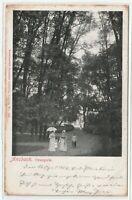 Ansichtskarte Ansbach - Orangerie - Kunstanstalt Ludewig - Litho 1909 - RAR