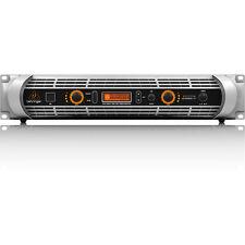 Behringer iNUKE NU3000DSP Stereo High Density Class-D DSP USB Power Amplifier