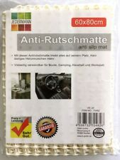 2x Antirutschmatte 60x80 | Teppichunterlage | Antirutsch Teppich | Haftgitter