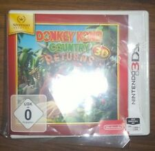 Donkey Kong Country Returns 3D (Nintendo 3DS) Verpackung