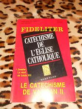 Revue - FIDELITER n° 91, 1993