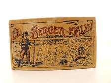 NK Atlas Jeu Le Berger Malin France boite années 1894/1910