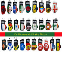World Flags National Country Flag Rugby Football Cricket Decorations CAR GLOVES