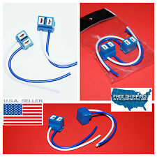 H7 CERAMIC WIRE HEADLIGHT HARNESS SOCKET Xenon BMW Audi Volkswagen R1 R6 CBR GsX