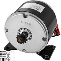 350W DC Electric Motor Scooter E-Bike 24V 3450RPM Razor Reduction Reversible