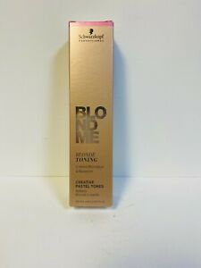 Schwarzkopf BLONDME Toning - T-Ice 2.02 oz