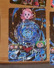 DRAGON BALL Z DBZ DBS HEROES CARD PRISM HOLO CARTE CP SH3-CP1 JAPAN MINT