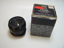28mm F2.8 Automatic Camera lens Formula Pentax Japan  Vintage 7128010 Vintage