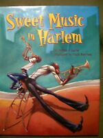 Sweet Music in Harlem by Frank Morrison and Debbie Taylor (2004, Hardcover)