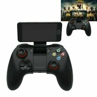 For PUBG Mobile B04 Wireless Bluetooth Gamepad Remote Game Controller + Holder