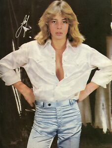 LEIF GARRETT PINUP CLIPPING FROM A MAGAZINE 70'S TIGHT PANTS